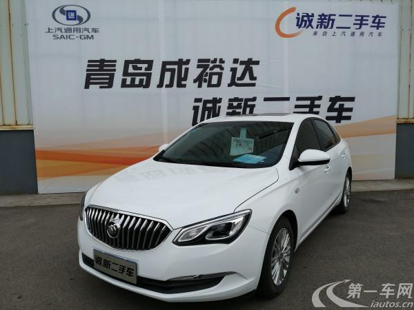 别克2017款 1.5L 自动 15N精英型 (国Ⅴ)