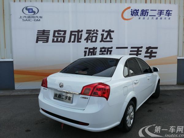别克2013款 1.5L 自动 经典型 (国Ⅳ)