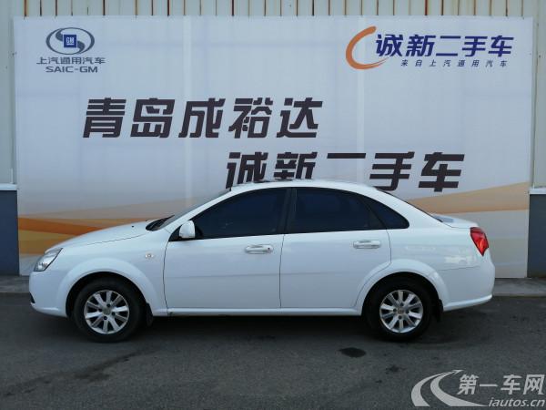 别克凯越 2013款 1.5L 自动 经典型 (国Ⅳ)