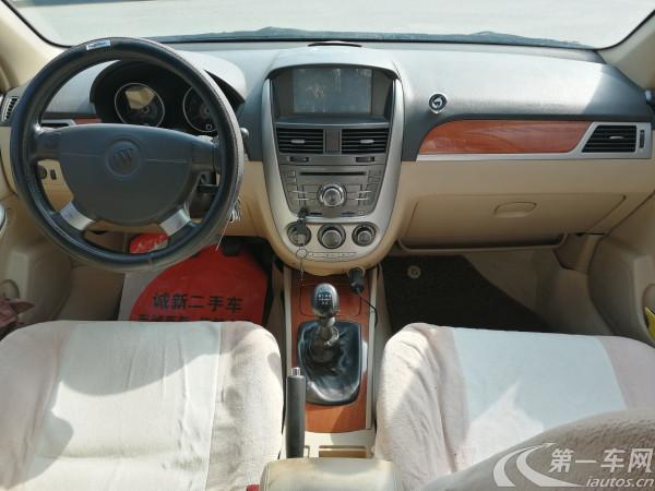 别克凯越 2011款 1.6L 手动 LX (国Ⅳ)