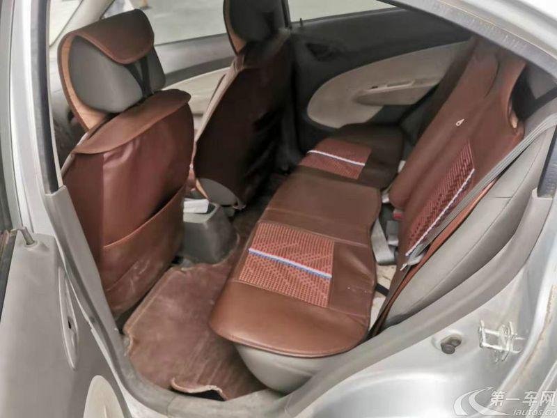 雪佛兰赛欧 2013款 1.2L 手动 4门5座三厢车 理想版 (国Ⅳ)