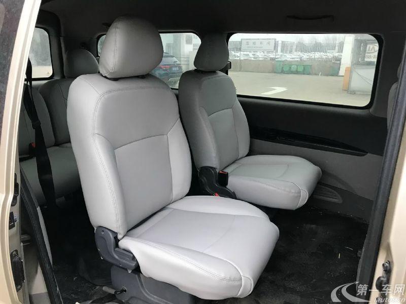 东风菱智 M3 2016款 1.6L 手动 7座 长车标准型L