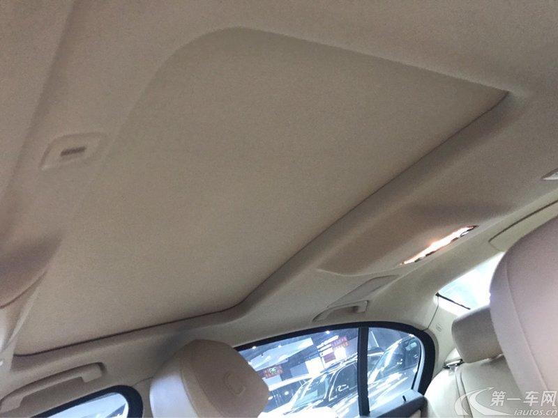 宝马525Li 2014款 2.0T 自动 汽油 豪华设计套装 (国Ⅳ)