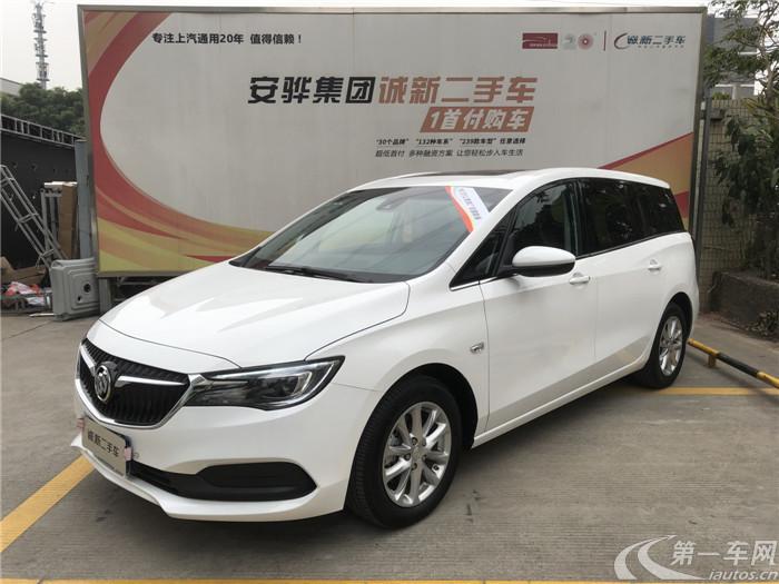 别克GL6 2018款 1.3T 自动 前驱 豪华型 (国Ⅴ)