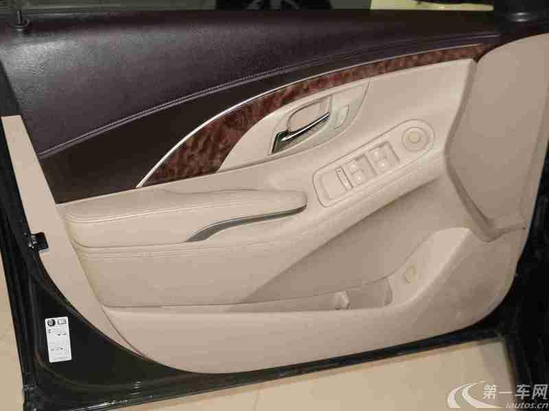 别克君越 2009款 2.4L 自动 豪华型 (国Ⅳ)