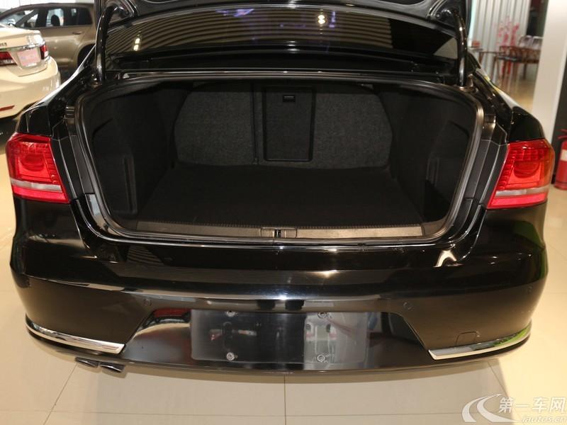 大众迈腾 2011款 2.0T 自动 汽油 豪华型 (国Ⅳ)