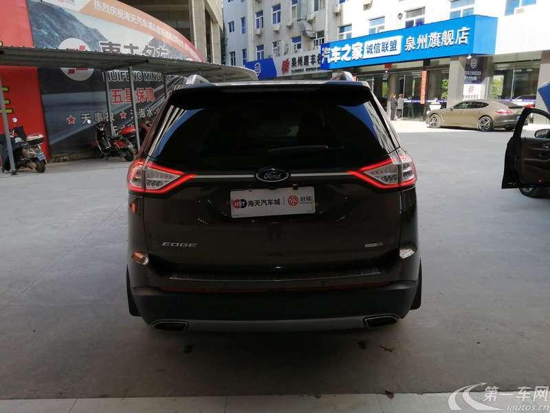福特锐界 2016款 2.0T 自动 EcoBoost 245豪锐型 (国Ⅴ)