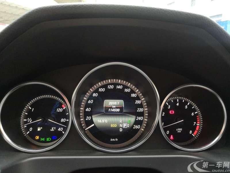 奔驰E级 E200L 2015款 2.0T 自动 汽油 (国Ⅳ)