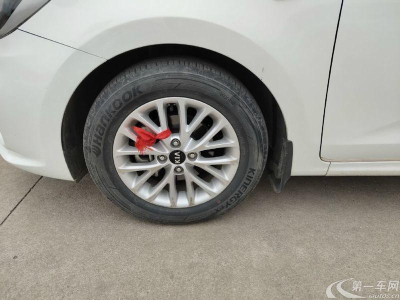 起亚K2 2017款 1.4L 自动 4门5座三厢车 GLS (国Ⅴ)