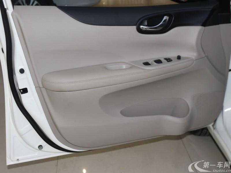 日产2011款 1.6L 手动 舒适型 (国Ⅳ)