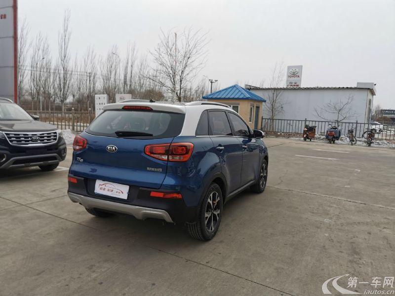 起亚KX3傲跑 2015款 1.6L 自动 DLX (国Ⅳ)
