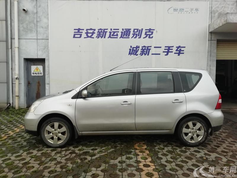 日产骊威 2008款 1.6L 手动 GT炫能型 (国Ⅳ)