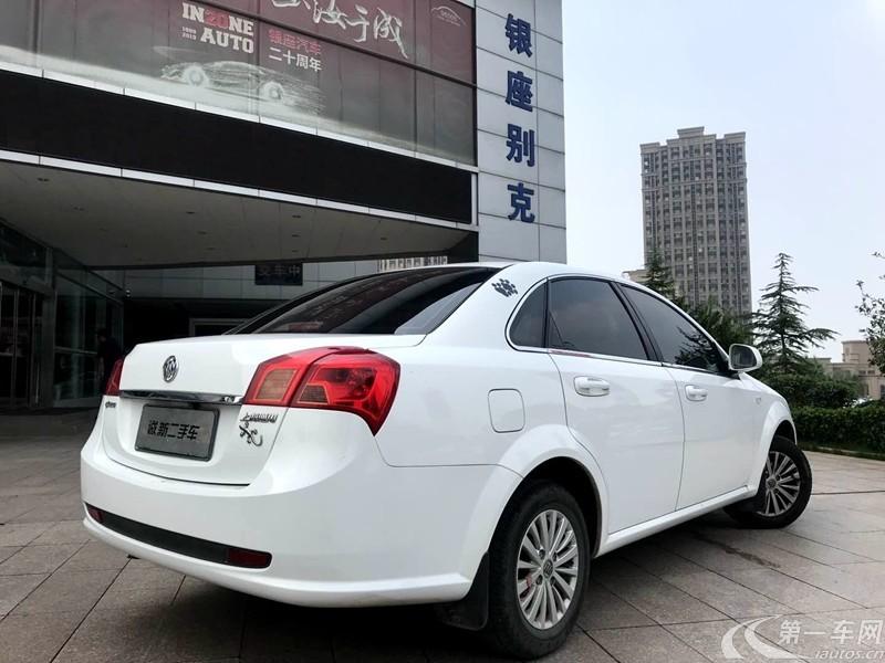 别克凯越 2013款 1.5L 自动 尊享型 (国Ⅳ)