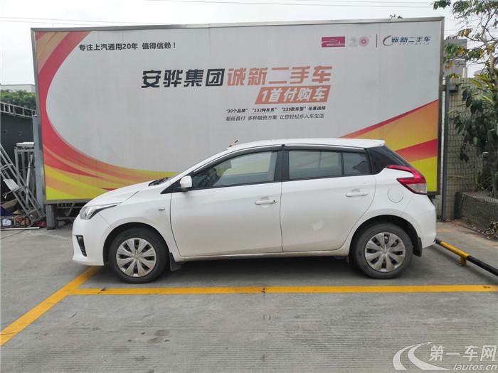 丰田致炫 2015款 1.5L 自动 橙色限量版 (国Ⅴ)