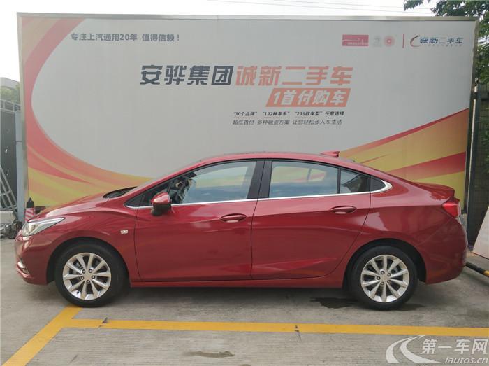 雪佛兰科鲁兹 2018款 1.5L 自动 320炫锋都市版 (国Ⅴ)
