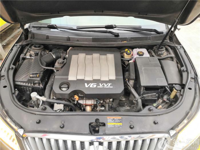 别克2009款 3.0L 自动 旗舰型 (国Ⅳ)