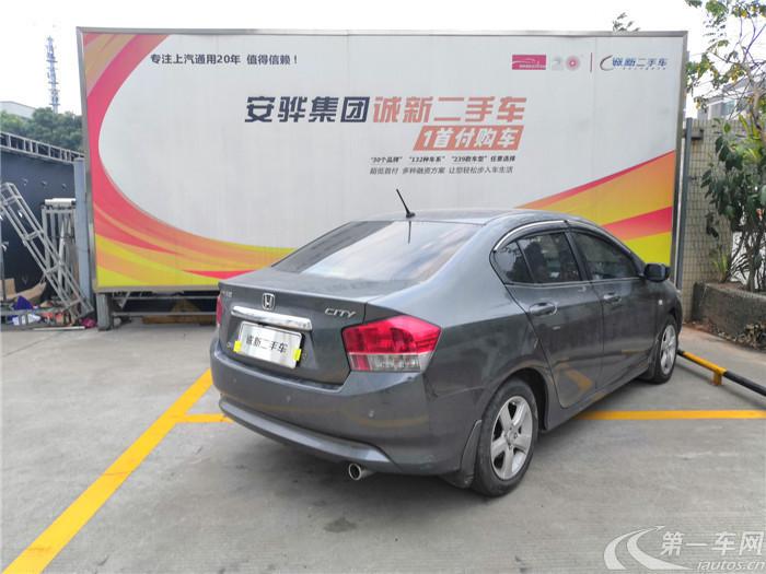 本田锋范 2008款 1.5L 自动 精英型 (国Ⅳ)