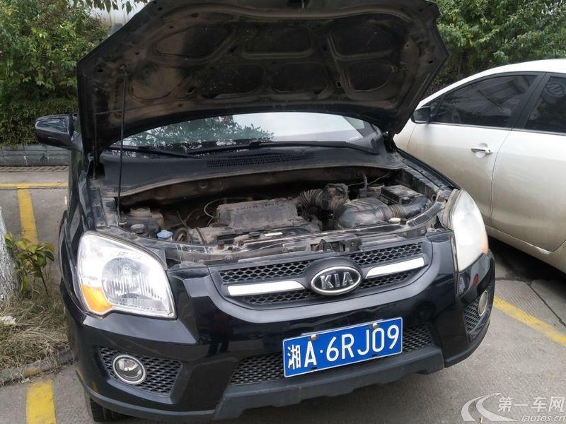 起亞獅跑 2009款 2.0L 手動 前驅 GL (國Ⅳ)
