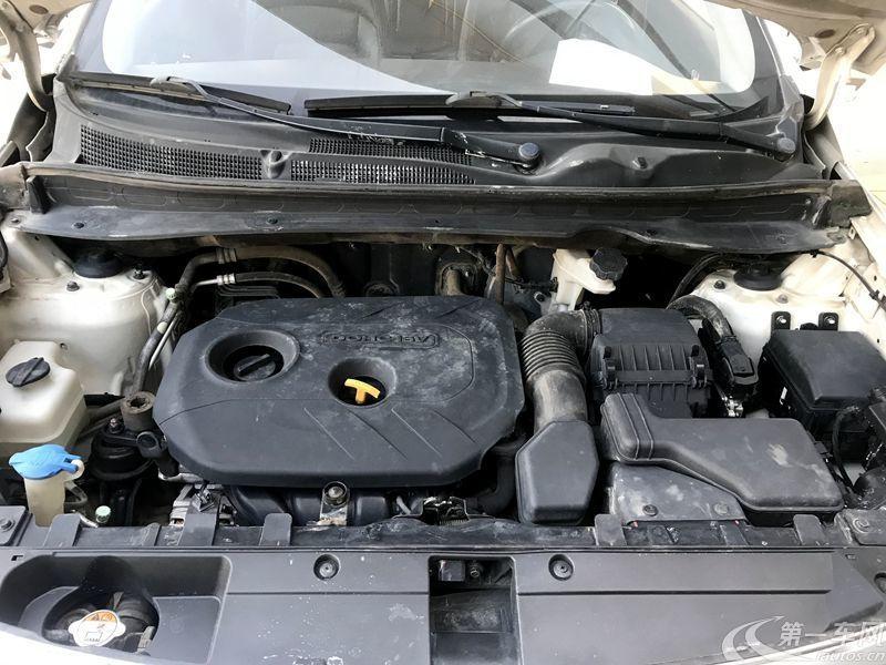 起亚智跑 2014款 2.0L 自动 前驱 GLS (国Ⅳ)