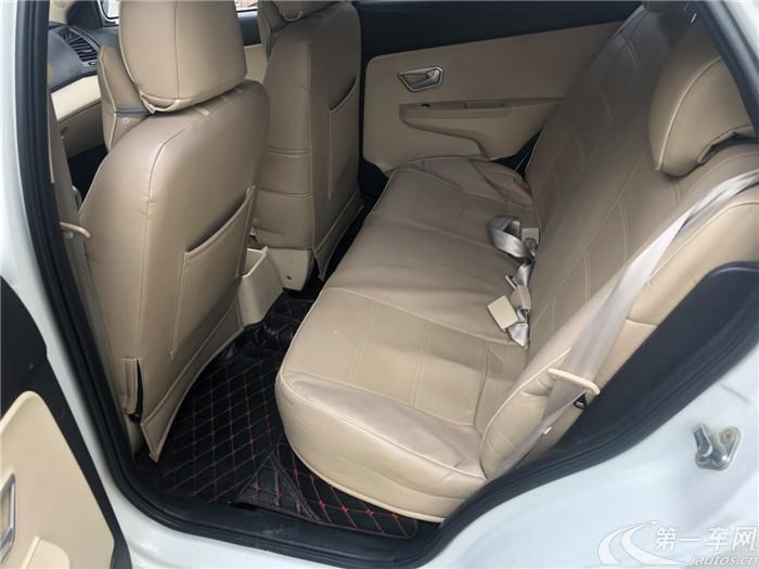 奇瑞风云2 2015款 1.5L 手动 5门5座两厢车 新锐版 (国Ⅴ)