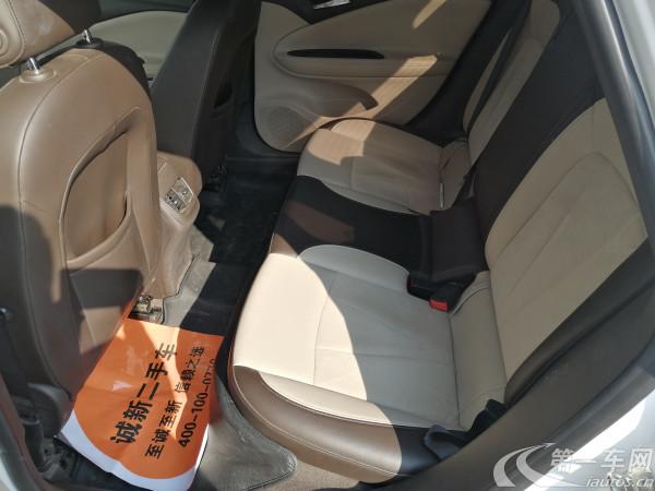 别克威朗GS 2016款 1.5L 自动 15S领先型 (国Ⅴ)