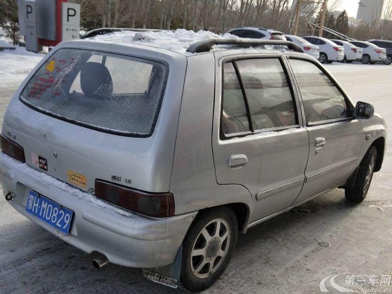 天津一汽夏利A+ 2011款 1.0L 手动 (国Ⅳ)