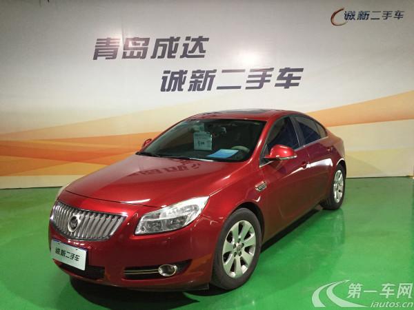 别克君威 2012款 2.0L 自动 舒适型 (国Ⅳ)