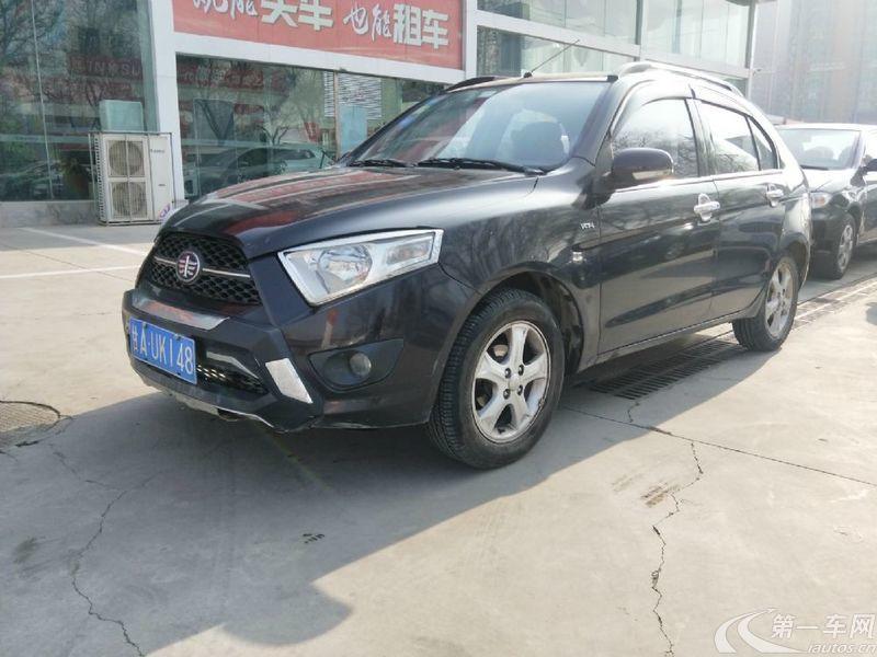 天津一汽夏利N7 2013款 1.3L 手动 豪华型 (国Ⅳ)
