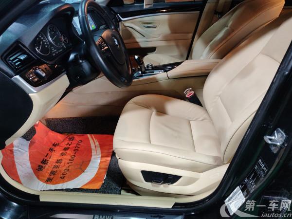 宝马5系 523Li 2012款 2.5L 自动 汽油 豪华型 (国Ⅳ)