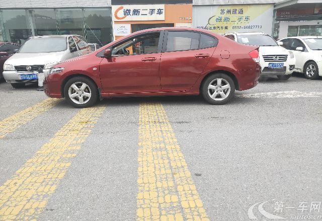 本田鋒范 2012款 1.5L 自動 精英型 (國Ⅳ)