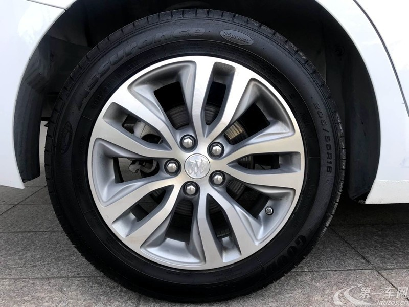 别克英朗GT 2018款 1.0T 自动 15T进取型 (国Ⅴ)