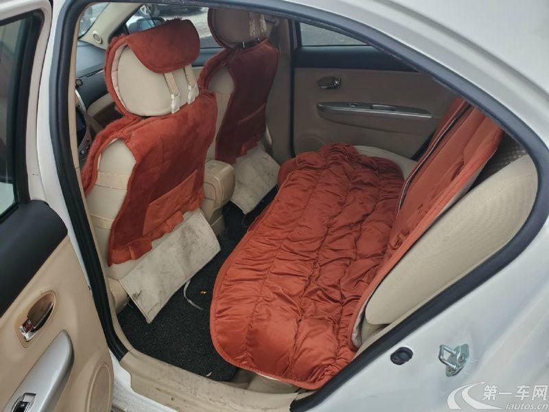长城腾翼C30 2013款 1.5L 手动 豪华型 (国Ⅳ)