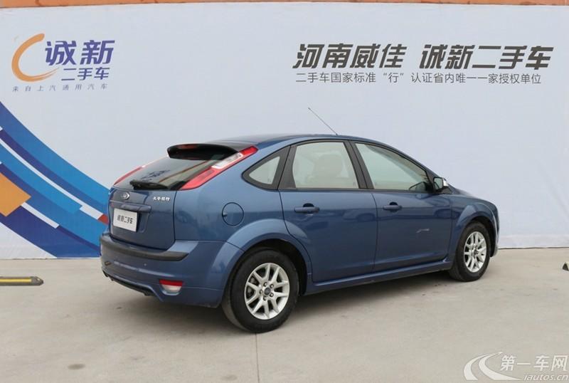福特福克斯 2006款 1.8L 自动 两厢轿车 时尚型 (国Ⅲ带OBD)