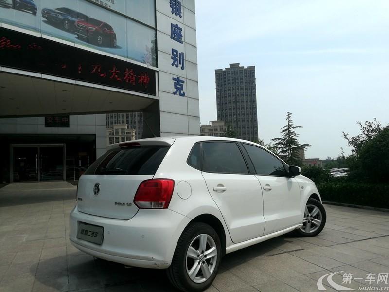 大众POLO 2014款 1.4L 手动 舒适版 (国Ⅴ)