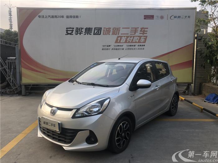 长安奔奔 2015款 1.4L 自动 豪华型IMT (国Ⅳ)