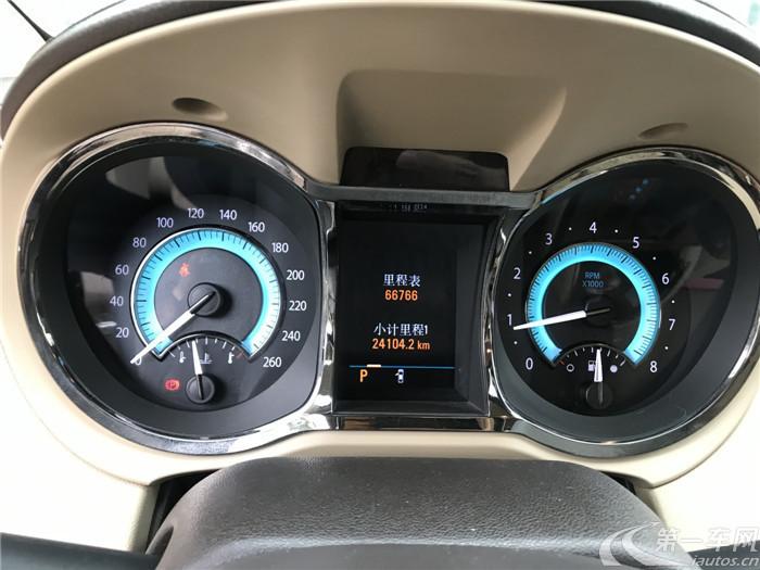 别克君越 2010款 2.4L 自动 舒适版 (国Ⅳ)