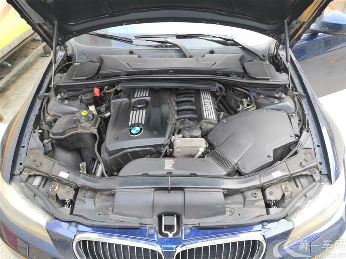 宝马3系 325i 2011款 2.5L 自动 汽油 时尚型 (国Ⅳ)