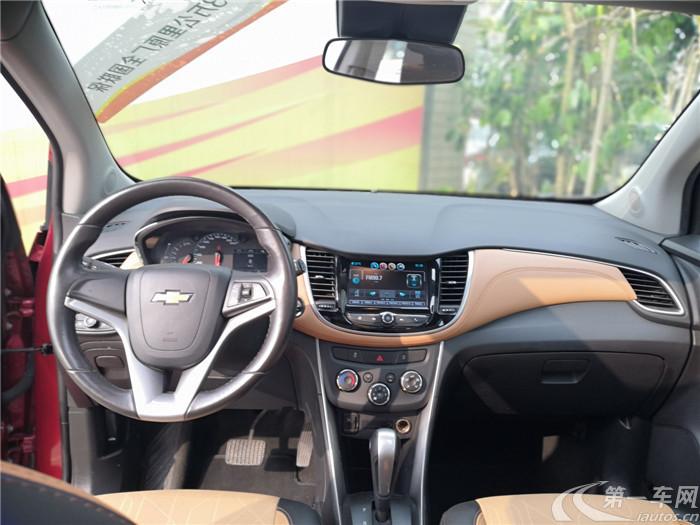 雪佛兰创酷 2017款 1.4T 自动 前驱 舒适型 (国Ⅴ)