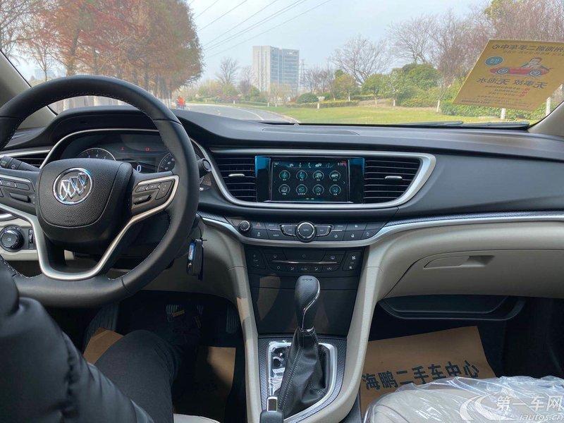 别克英朗GT 2019款 1.0T 自动 15T互联精英型 (国Ⅴ)