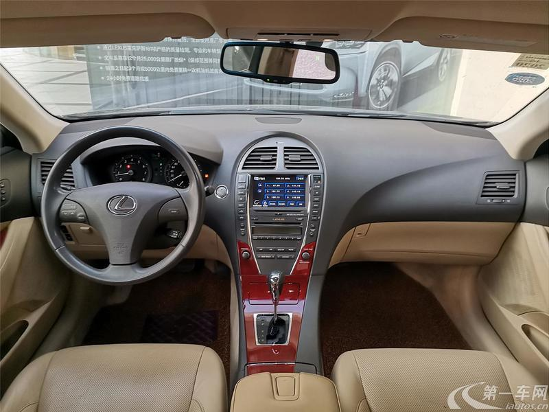 雷克萨斯ES 350 [进口] 2006款 3.5L 自动