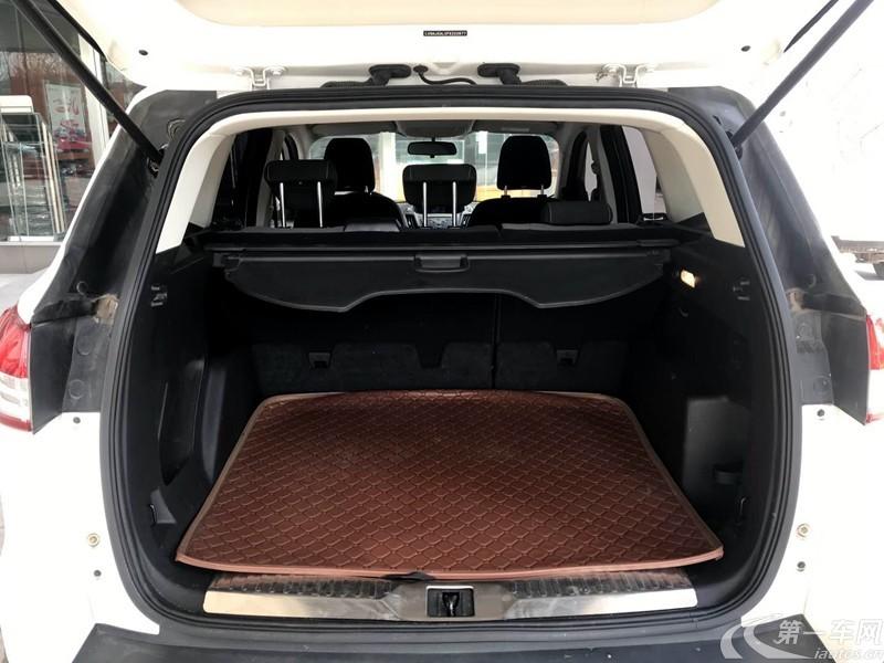 福特翼虎 2015款 1.5T 自动 前驱 舒适型 (国Ⅴ)