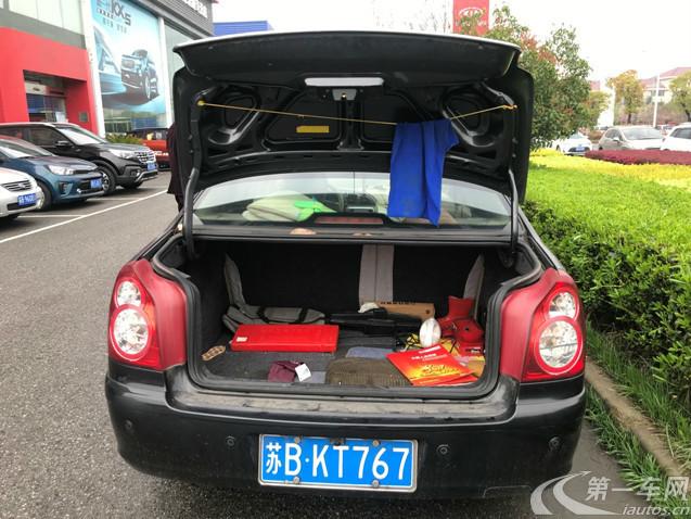 雪铁龙爱丽舍 2008款 1.6L 手动 三厢轿车 舒适型 (国Ⅳ)