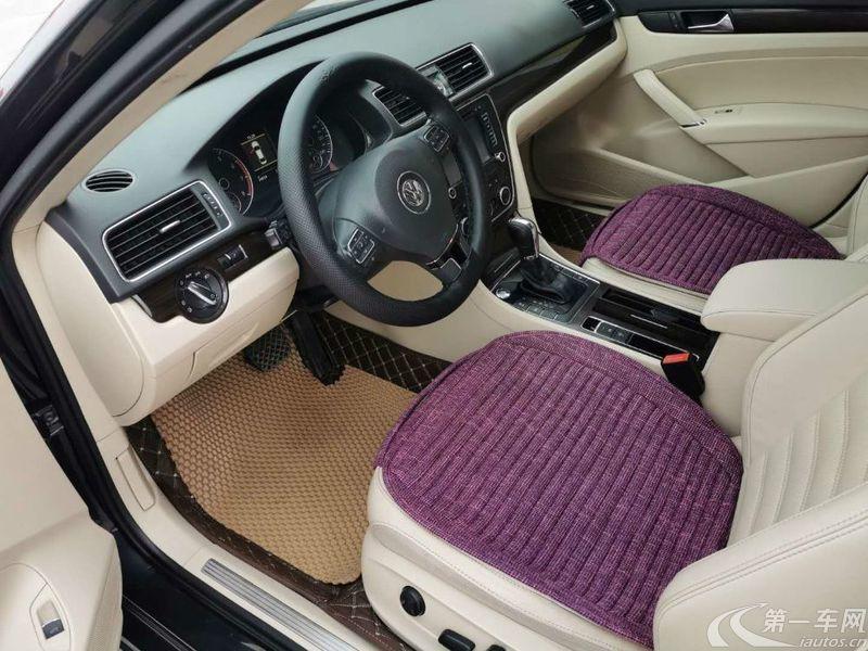大众帕萨特 2014款 1.8T 自动 汽油 尊雅版 (国Ⅴ)
