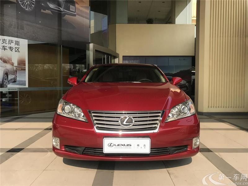 雷克萨斯ES 240 [进口] 2010款 2.4L 自动 典雅版