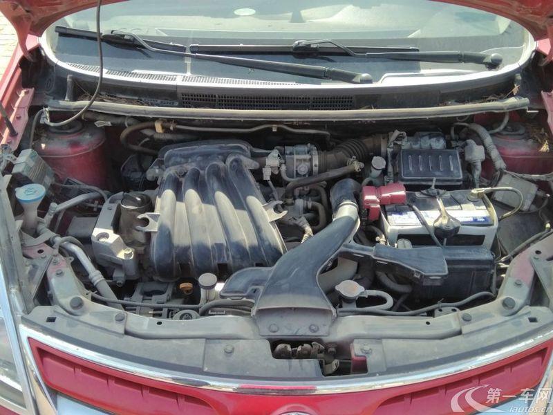 日产骊威 2010款 1.6L 自动 GS劲悦版超能型 (国Ⅳ)