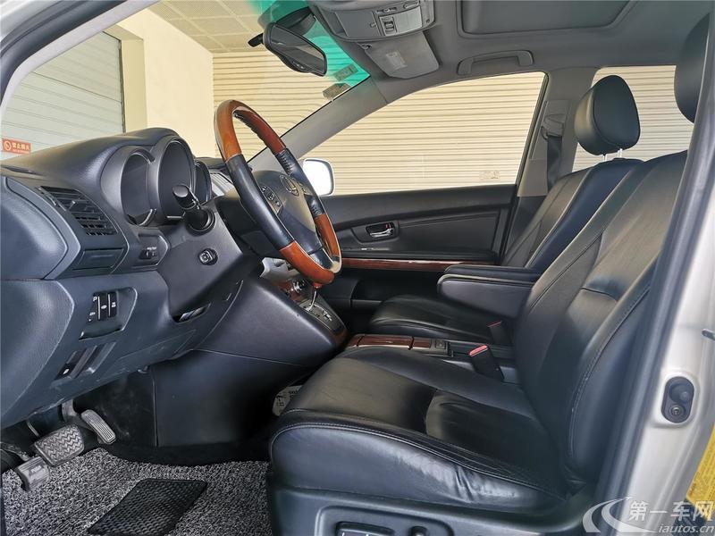 雷克萨斯RX 350 [进口] 2006款 3.5L 自动 四驱