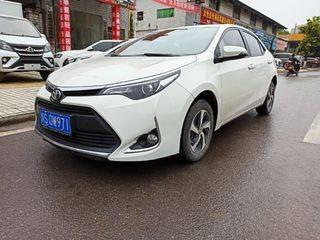 丰田雷凌 1.2T 自动 185T新锐版改款