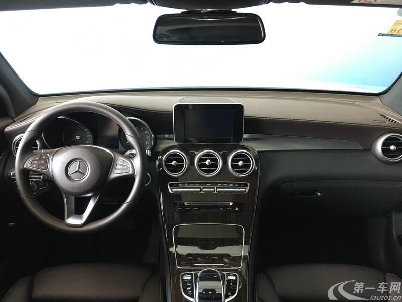 奔驰GLC GLC260L 2019款 2.0T 自动 动感型 (国Ⅴ)