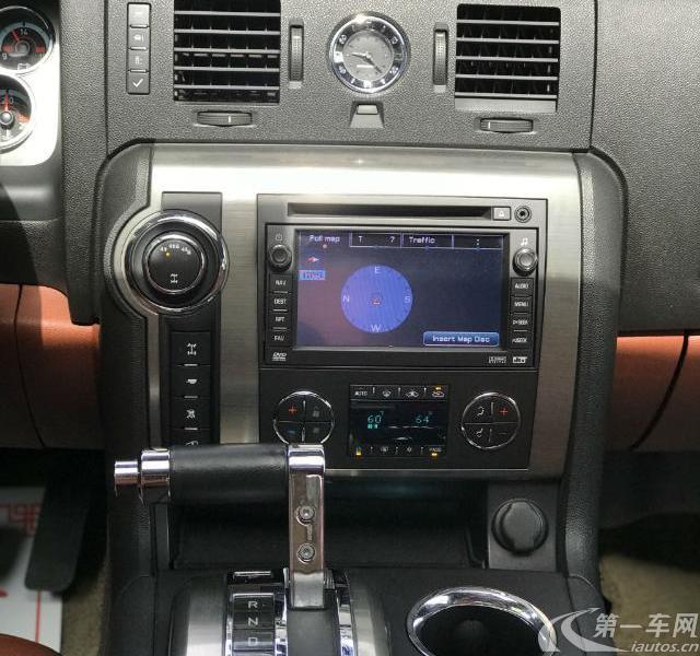 悍马H2 [进口] 2008款 6.2L 自动 四驱
