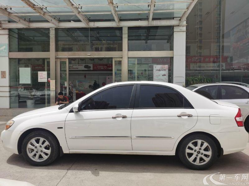 起亚赛拉图 2008款 1.6L 手动 GL (国Ⅳ)